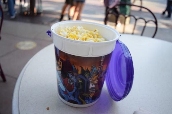 Halloween 2017 Annual Passholder Popcorn Bucket