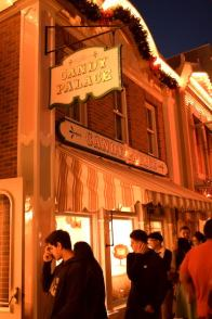 Disneyland 2017 Candy Palace
