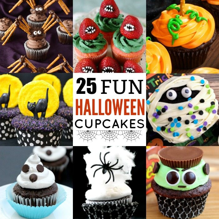 Easy Halloween Cupcakes Ideas 25 Halloween Cupcake Ideas