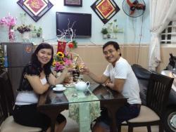 Eat with a local Saigon family