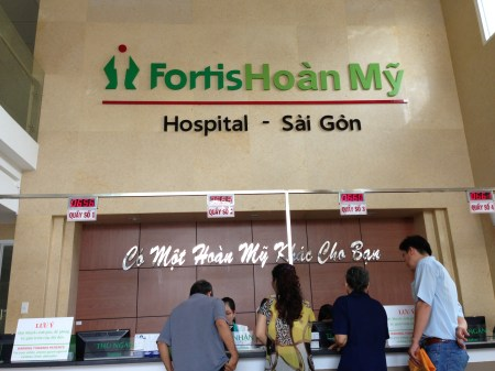 Saigon Hospital Experience – Eating Saigon!