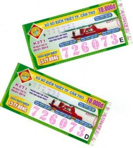 Saigon Prices - Lotto