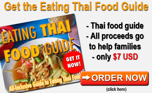get guide Eating Thai Food For Good: Announcing our July Food Challenge For Charity