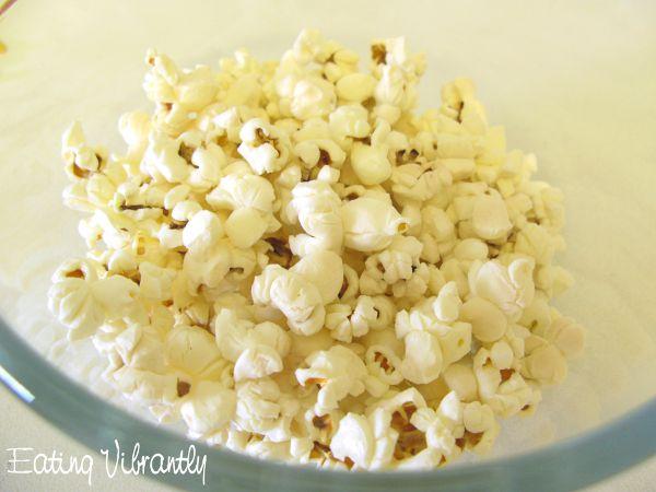 Foolproof Stove Top Popcorn Fiber Vegetarian Low Calorie Snack Healthy