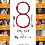 8 Degrees of Ingredients cookbook