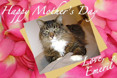happy mother's day from Emeril