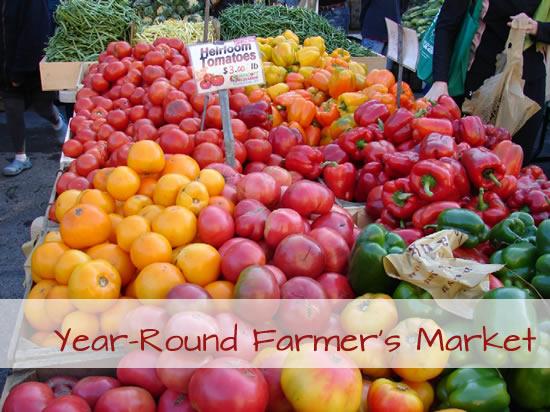 Year-Round Farmer's Market