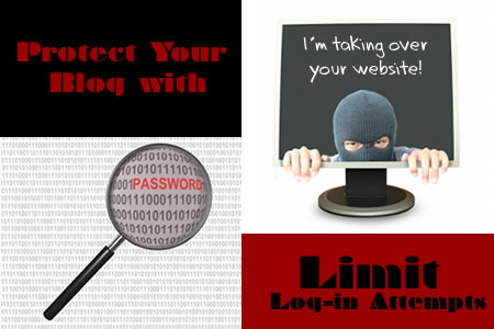 protect your blog against a brute force attack