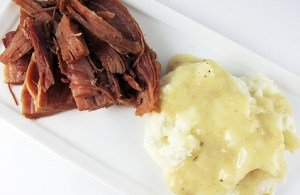 Ham and Potatoes