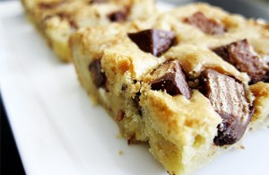 kit kat blondies