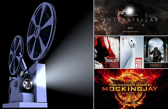What Movies I'm Watching ...