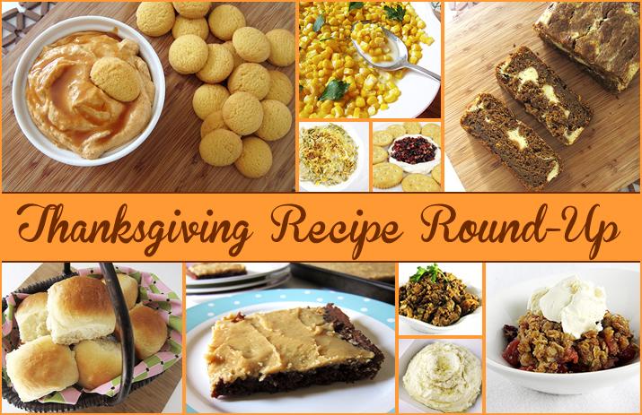 Thanksgiving Recipe Roundup | www.EatLaughPurr.com