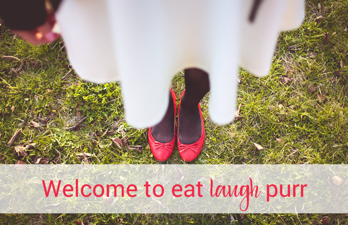 Eat Laugh Purr Got a Makeover!