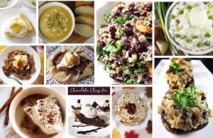 Thanksgiving Recipe Round-Up