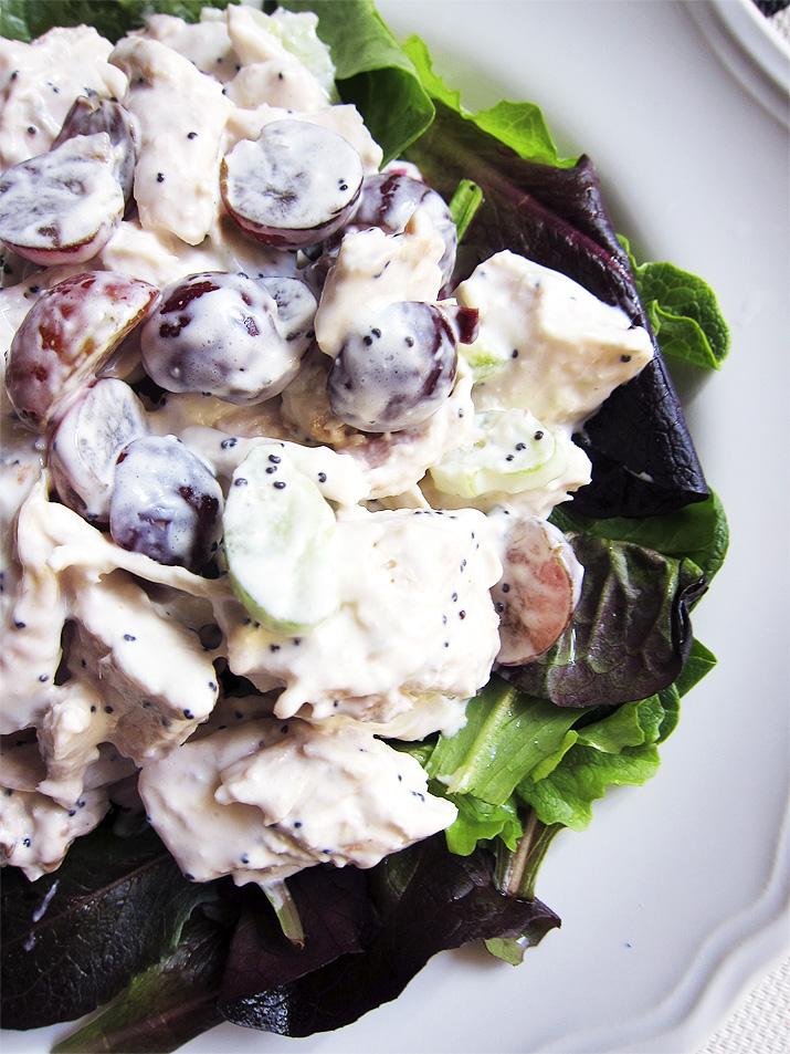 Sonoma Salad with Chicken