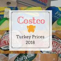 Costco Turkey Prices 2018