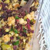 Ina Garten's Sausage and Herb Stuffing