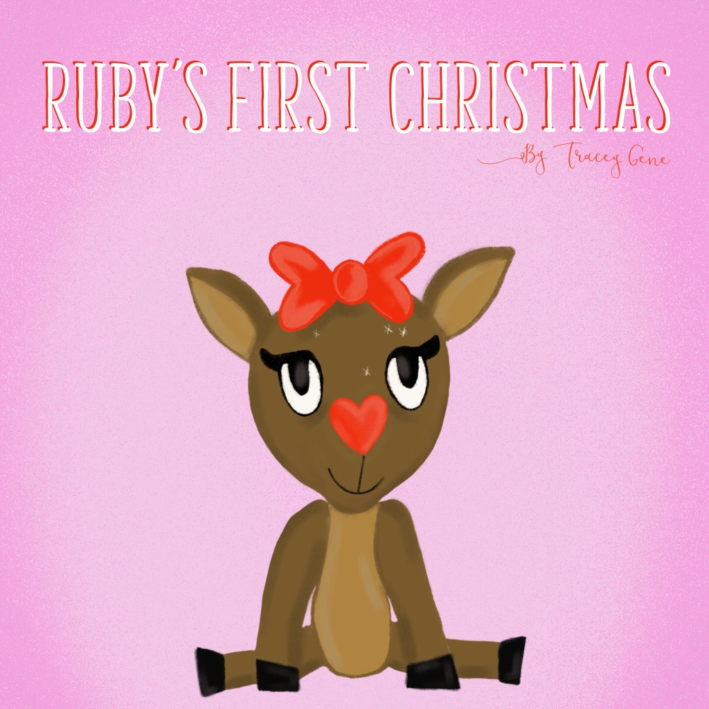 Ruby's First Christmas Picture Book