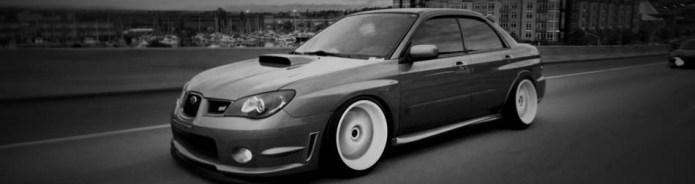 Subaru STI Merchandise