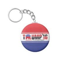 Donald Trump 2016 Merchandise keychains key-chain