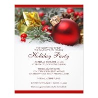 company christmas party invites