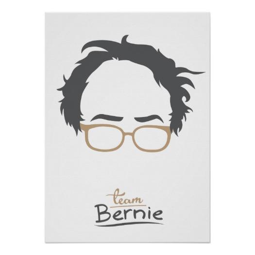 Team Bernie Posters - Bernie Sanders for President