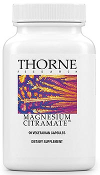 Image of Thorne Magnesium Citramate