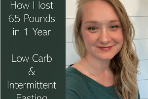 How I lost 65 Pounds in 1 Year