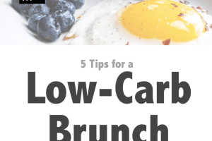 5 Low-Carb Brunch Tips