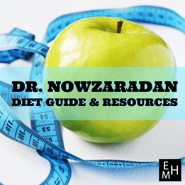 Dr. Now Diet Guide & Resources
