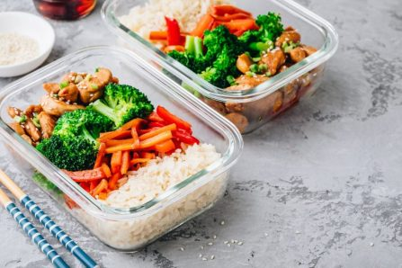How to Properly Meal Prep for Weight Loss