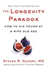 Cover of The Longevity Paradox Book