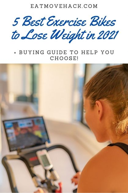 5 Best Exercise Bikes to Lose Weight in 2021