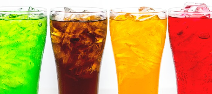 sugary sodas can stop you losing weight