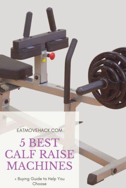 5 Best Calf Raise Machines