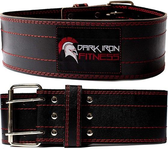 dark iron fitness Weight Lifing Belt