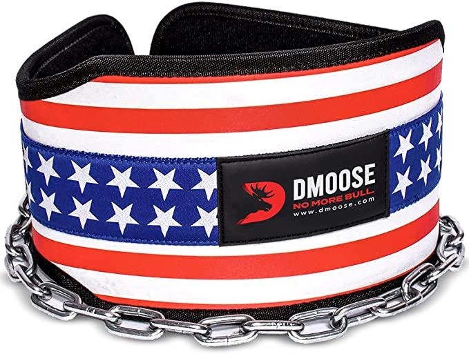 dmoose weightlifting belt