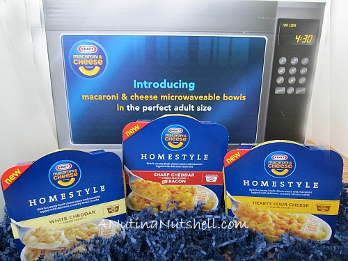 kraft homestyle macaroni cheese