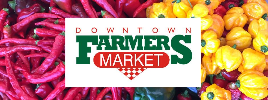Eau Claire Downtown Farmers' Market Logo