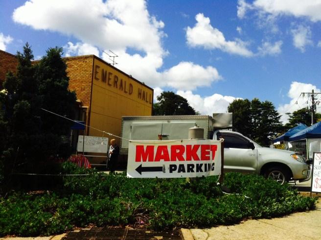 Grow It, Make It, Bake It Market Emerald.