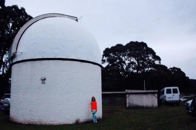 Mt Burnett Observatory