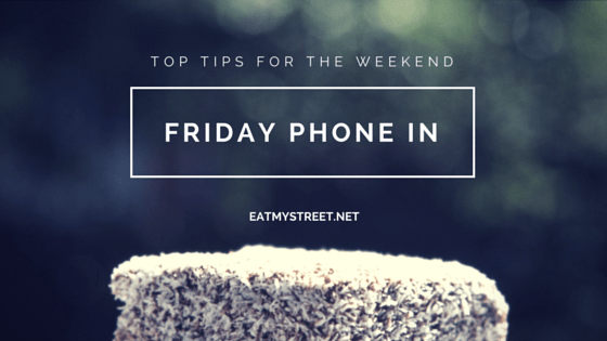 The Friday Phone in