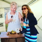 Maggie Beer and Dani B