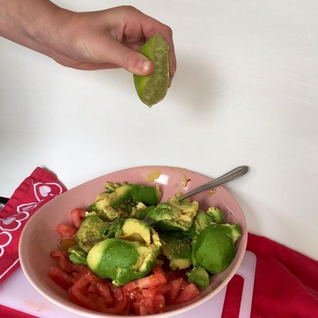Guacamole Salsa Recipe