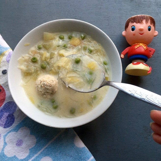 Winter Solstice. celebrate with soup