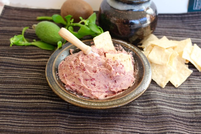 Dip with Kidney Beans