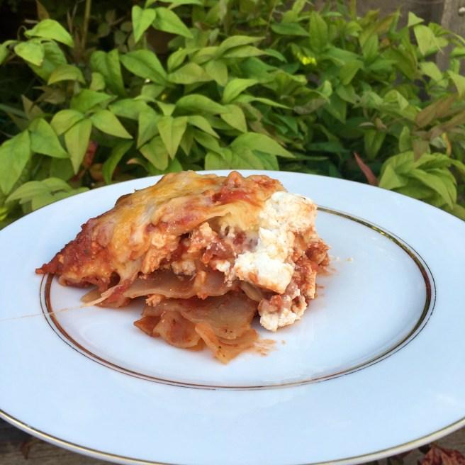 Chicken and Ricotta Lasagne Recipe