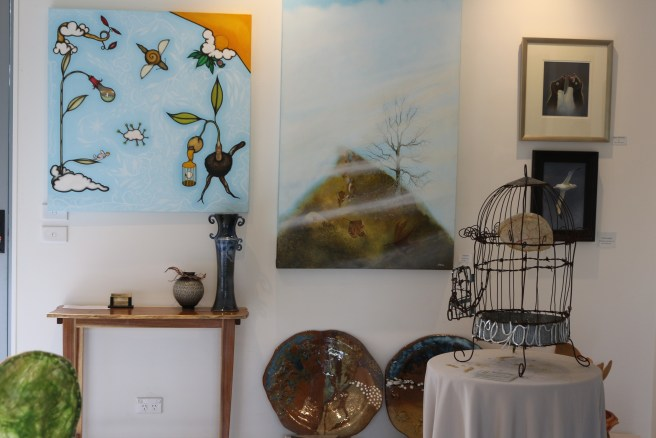 art galleries in Port Fairy