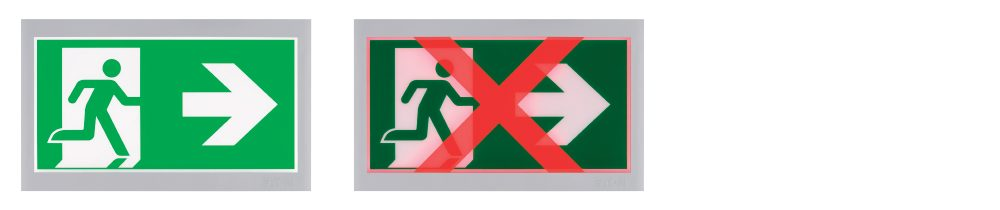 adaptive evacuation emergency lighting