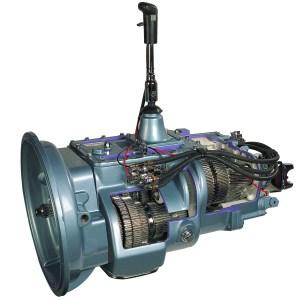 Eaton transmissions | Heavy and medium duty | Truck | Eaton